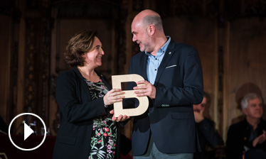 Video - Toni Massanés - Premi Ciutat de Barcelona de Gastronomia 2016