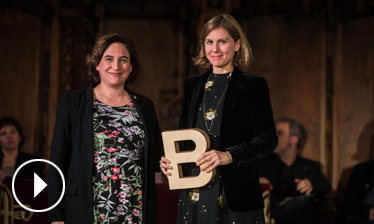 Video -Sra. Mariana Enriquez - Premi Ciutat de Barcelona de Literatura Castellana 2016