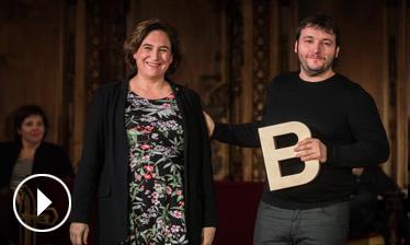 Video - Carles Rebassa - Premi Ciutat de Barcelona de Literatura Catalana 2016