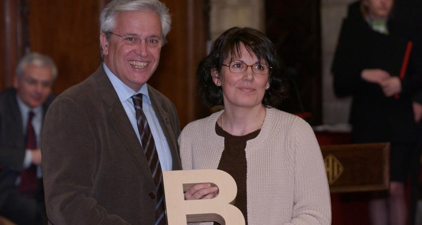 Imma Monsó - Premi Ciutat de Barcelona de Literatura en Llengua Catalana 2003