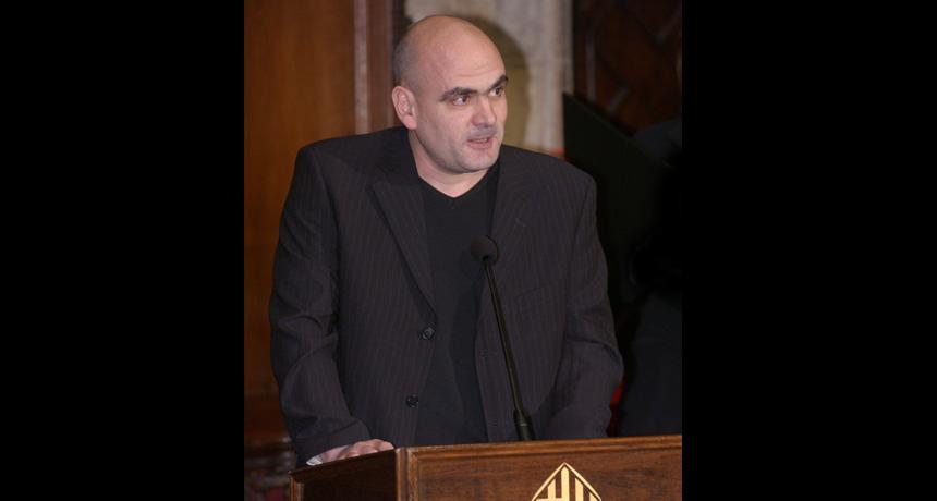 Marcel·lí Antúnez - Premi Ciutat de Barcelona de Multimèdia 2003