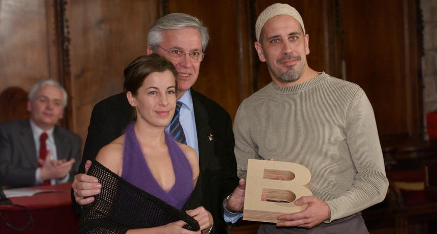 Jordi Cortés i Damià Muñoz - Premi Ciutat de Barcelona de Dansa 2004
