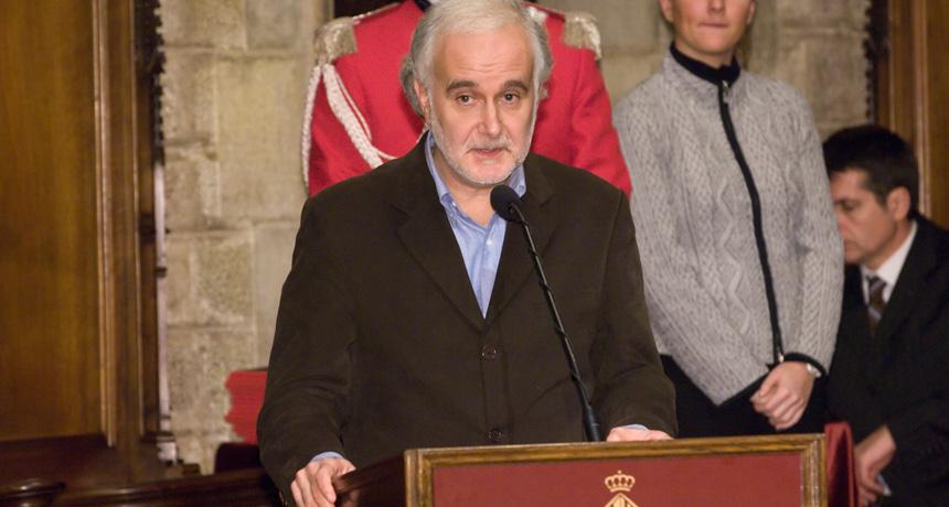 Ramón Andrés - Premi Ciutat de Barcelona d'Assaig 2005