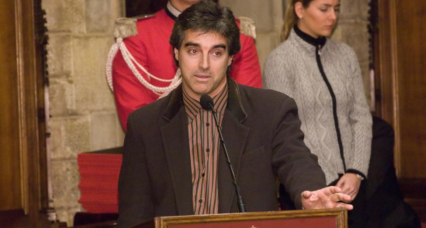 Luis Alberto Pérez Jurado - Premi Ciutat de Barcelona d'Investigació Científica 2005