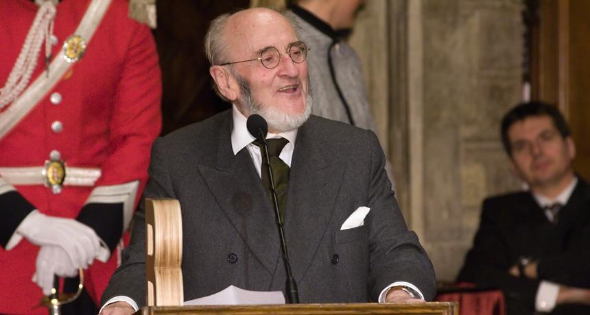 Álvaro Pombo - Premi Ciutat de Barcelona de Literatura en Llengua Castellana 2005