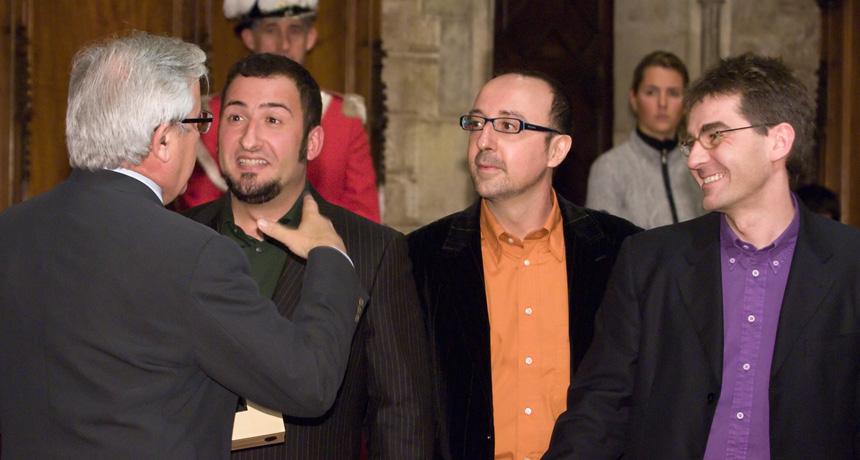 Minoria Absoluta - Premi Ciutat de Barcelona de Mitjans de Comunicació en Ràdio 2005