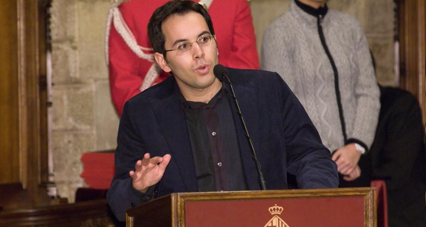 Albert Nolla - Premi Ciutat de Barcelona de Traducció en Llengua Catalana 2005