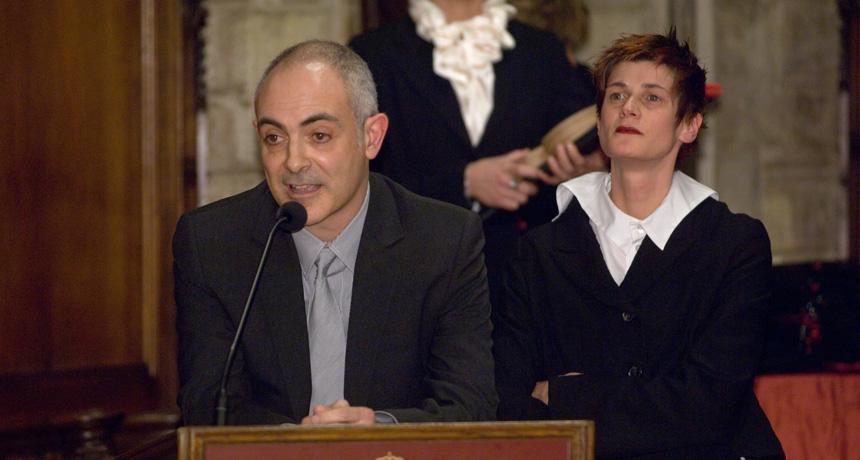Jaime Coll i Judith Leclerc - Premi Ciutat de Barcelona d'Arquitectura 2006