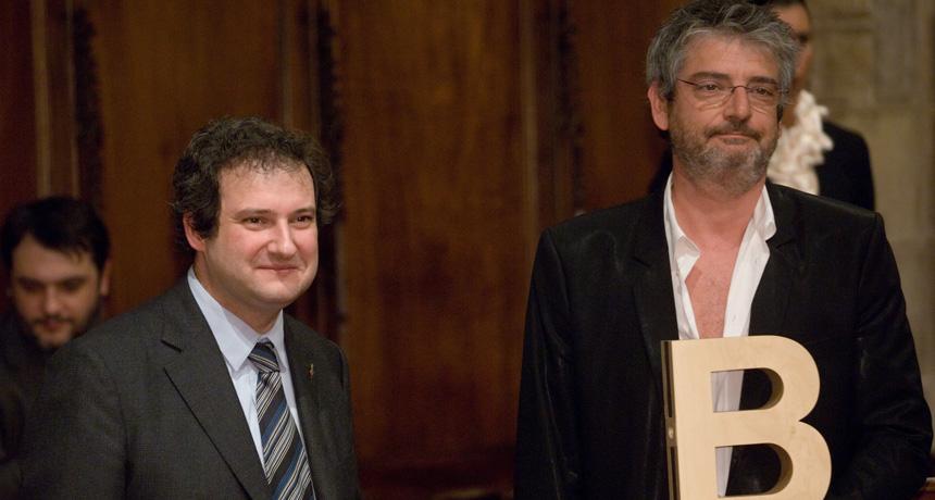 Manuel Huerga - Premi Ciutat de Barcelona d'Audiovisuals 2006