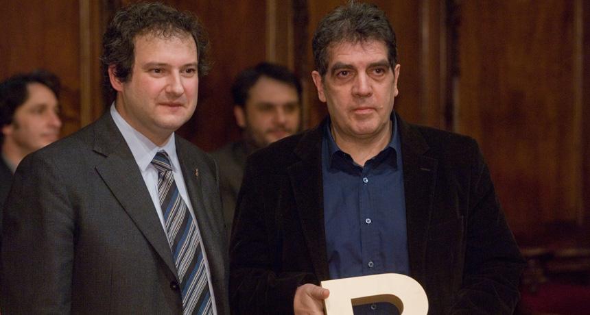 Eduardo Lago - Premi Ciutat de Barcelona de Literatura en Llengua Castellana 2006