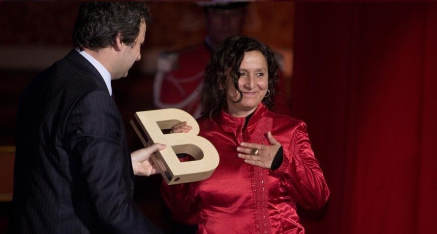 Consuelo Bautista - Premi Ciutat de Barcelona d'Arts plàstiques 2007