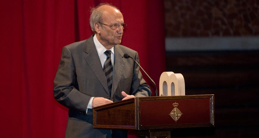 Pere Portabella - Premi Ciutat de Barcelona d'Audiovisuals 2007