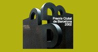 Premis Ciutat de Barcelona 2002