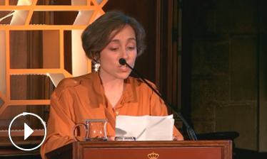 Lliurament dels Premis Ciutat de Barcelona 2017 - Discurs d'Ingrid Guardiola