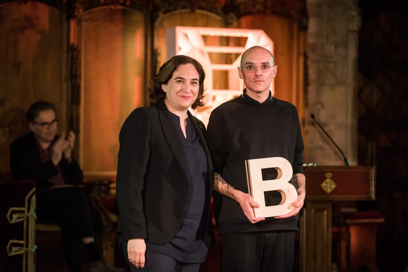 Joan Morey - Premi Ciutat de Barcelona d'Arts Visuals 2017