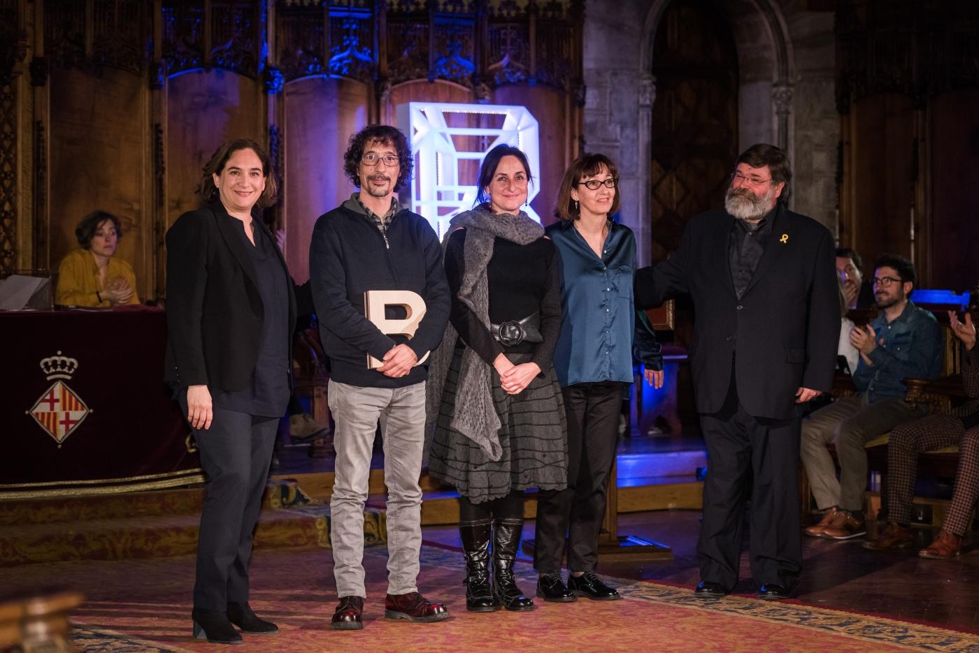 Associació de Festes de la Plaça Nova - Premi Ciutat de Barcelona de Cultura popular 2017