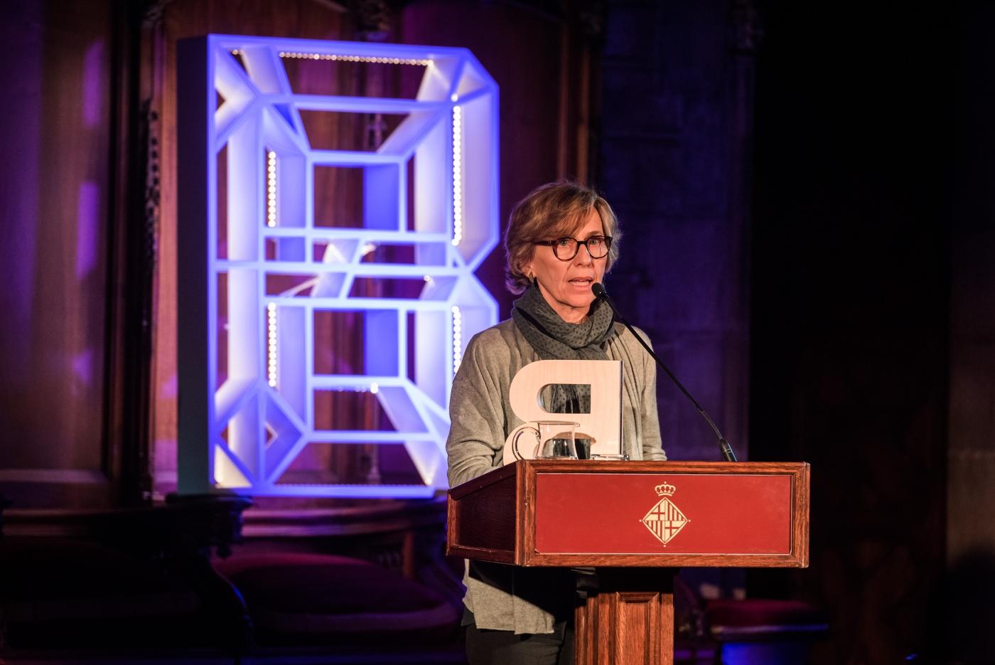 Fundació Jaume Bofill - Premi Ciutat de Barcelona de Disseny 2017