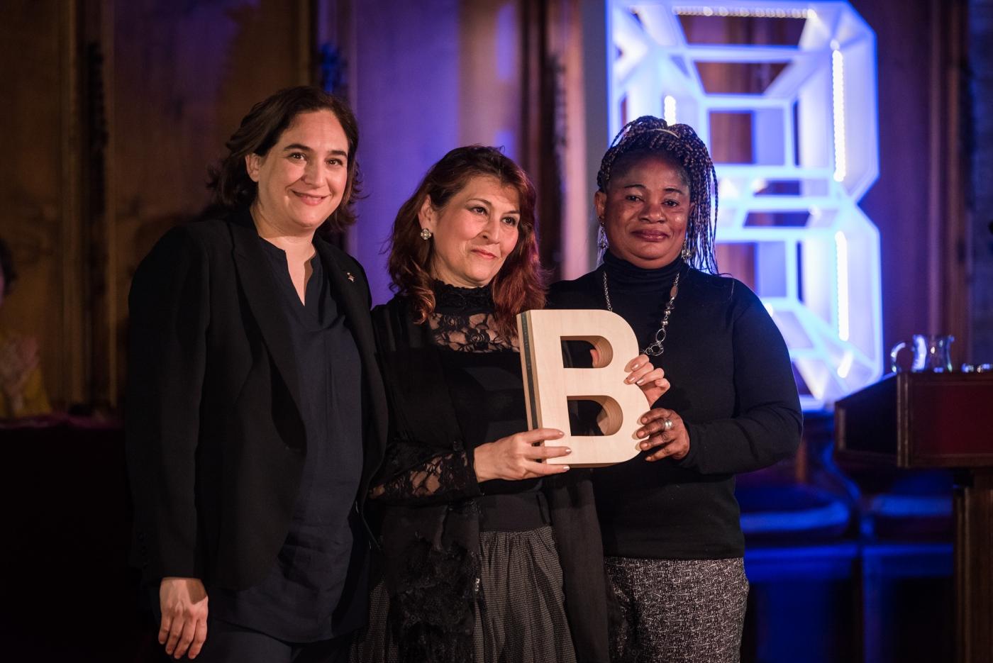 Sindihogar / Sindillar - Premi Ciutat de Barcelona d'Educació 2017