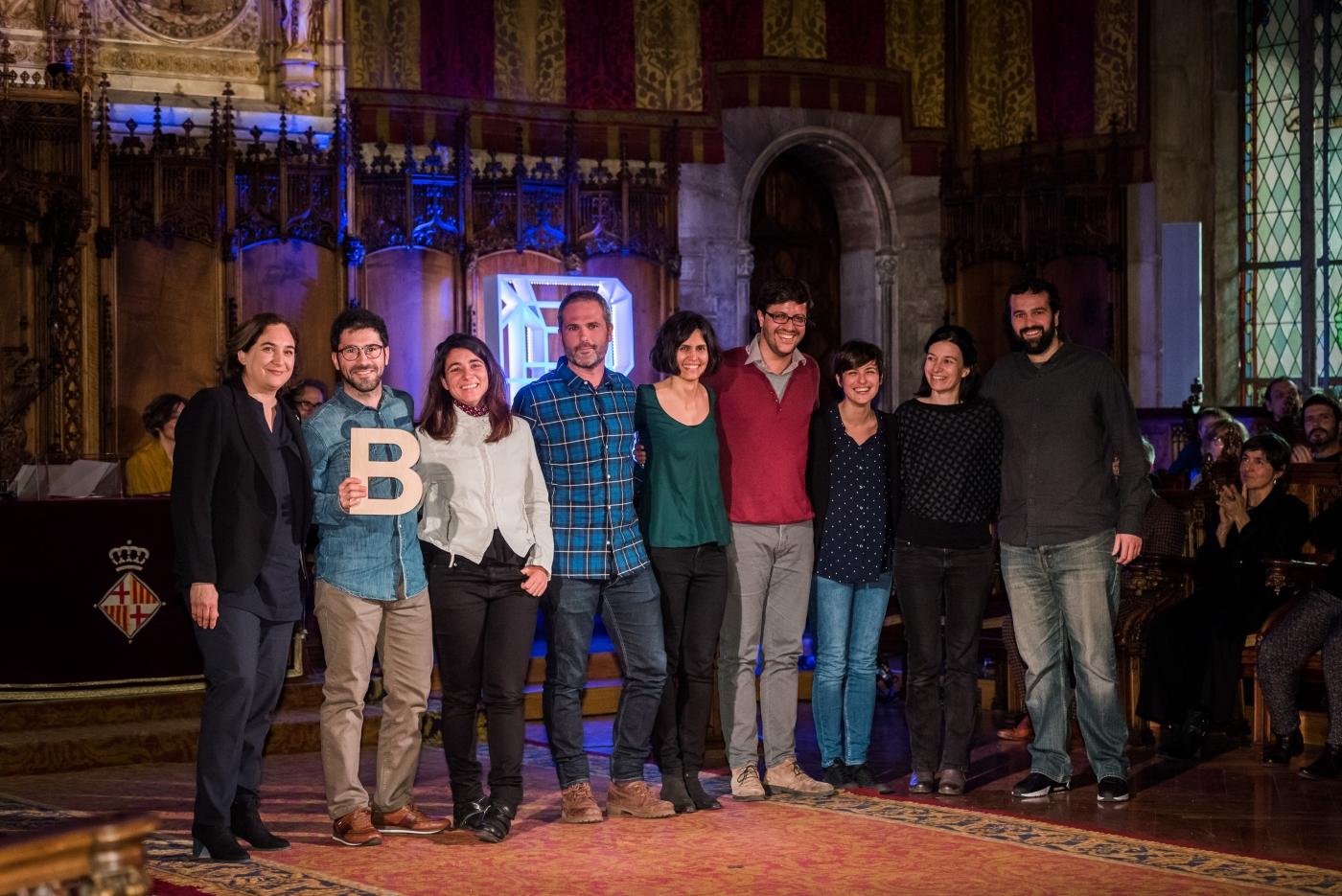 Revista 5W - Premi Ciutat de Barcelona de Mitjans de Comunicació 2017