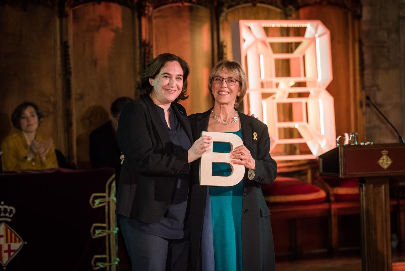 Imma Colomer - Premi Ciutat de Barcelona de Teatre 2017