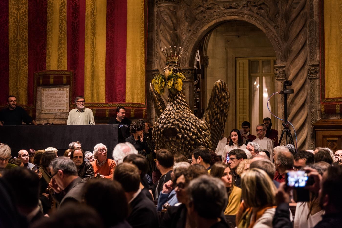 Cerimònia de lliurament dels Premis Ciutat de Barcelona 2017