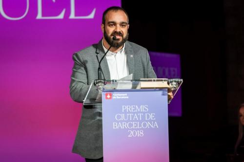 Agustí Duran i Sanpere d'Història de Barcelona 2018