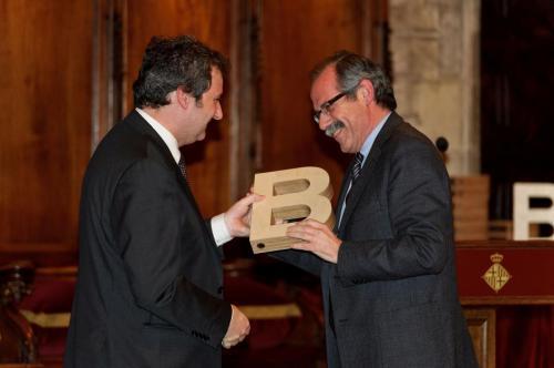 Antoni Dalmai i Ribalta - - Premi Ciutat de Barcelona Agustí Duran i Sanpere d'Història de BCN 2010