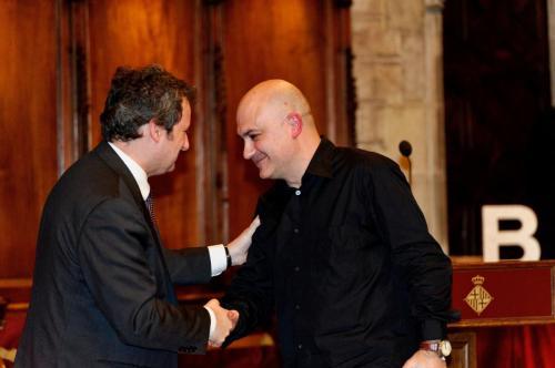 Calixto Bieito - Premi Ciutat de Barcelona de Projecció internacional 2010