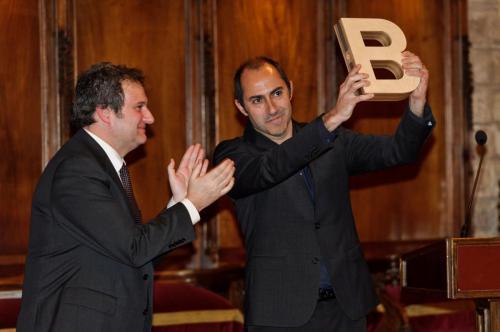 Carles Guerra- Premi Ciutat de Barcelona d'Arts visuals 2010