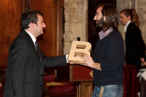 Col·lectiu Surtido- Premi Ciutat de Barcelona de Disseny 2010