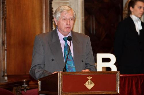 Joan Fontcuberta Gel- Premi Ciutat de Barcelona de Traducció en llengua catalana 2010