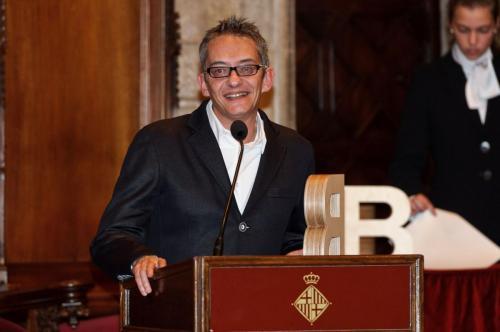 Luís Magrinyà- Premi Ciutat de Barcelona de Literatura en llengua castellana 2010