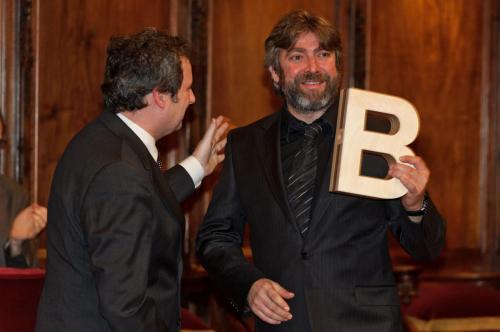 Pere Arquillué - Premi Ciutat de Barcelona de Teatre 2010