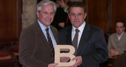 Josep Llinàs - Premi Ciutat de Barcelona d'Arquitectura i Urbanisme 2003