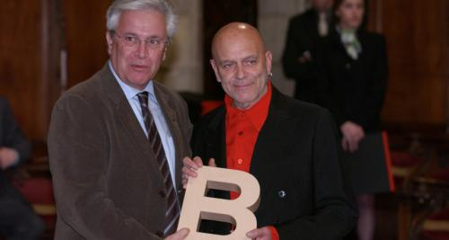 Hermann Bonnín - Premi Ciutat de Barcelona d'Arts Escèniques 2003