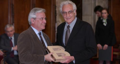 Joan Hernández Pijuan - Premi Ciutat de Barcelona d'Arts Plàstiques 2003