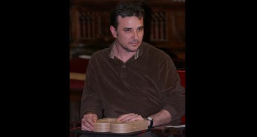Manuel Barrios - Premi Ciutat de Barcelona d'Audiovisuals 2003