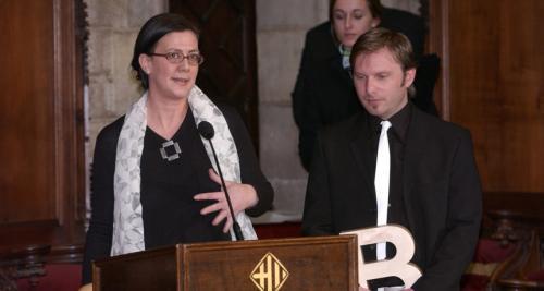 James Henry Mann i l'Editorial Gustavo Gili - Premi Ciutat de Barcelona de Disseny 2003