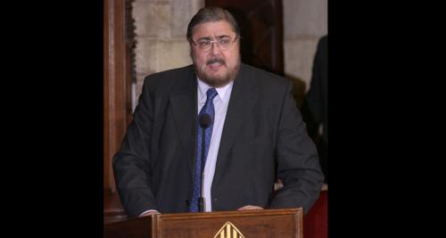Antonio Franco Estadella - Premi Ciutat de Barcelona de Mitjans de Comunicació en Premsa Escrita 2003