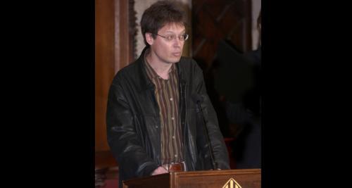 Xavier Pàmies - Premi Ciutat de Barcelona de Traducció en Llengua Catalana 2003