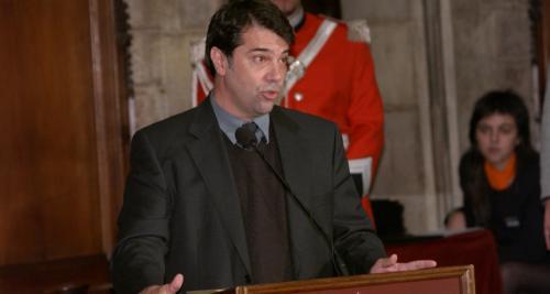 Pedro Alonso - Premi Ciutat de Barcelona d'Investigació Científica 2004