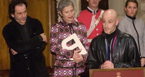 Cesc Gelabert, Lydia Azzopardi i Pascal Comelade - Premi Ciutat de Barcelona de Dansa 2005