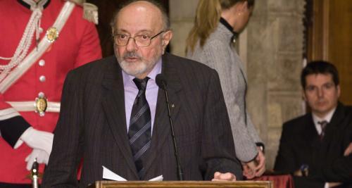 Jordi Sarsanedas - Premi Ciutat de Barcelona de Literatura en Llengua Catalana 2005