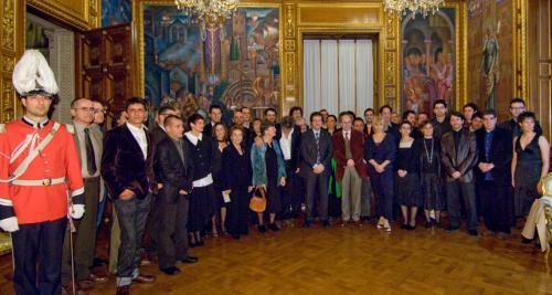 Guardonats - Premis Ciutat de Barcelona 2006