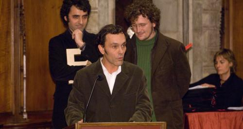 Josep Bohigas, Francesc Pla i Iñaki Baquero, de l'estudi BOPBA - Premi Ciutat de Barcelona de Disseny 2006