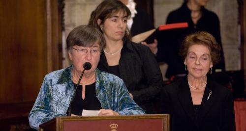 M. Dolors Bonal, Ester Bonal i Àngels Roger - Premi Ciutat de Barcelona d'Educació 2006