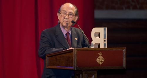 José Corredor-Matheos - Premi Ciutat de Barcelona de Literatura en llengua castellana 2007