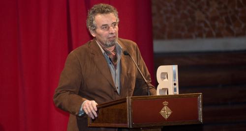 Pere Rovira - Premi Ciutat de Barcelona de Literatura en llengua catalana 2007