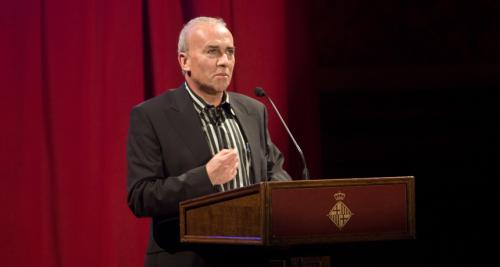 Toni Batllori - Premi Ciutat de Barcelona de Mitjans de comunicació en premsa escrita 2007
