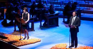 Acte de lliurament Premis Ciutat de Barcelona 2008
